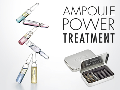 Ampoule Skin Concentrates